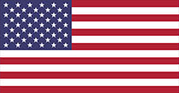 Graphic of United States flag.